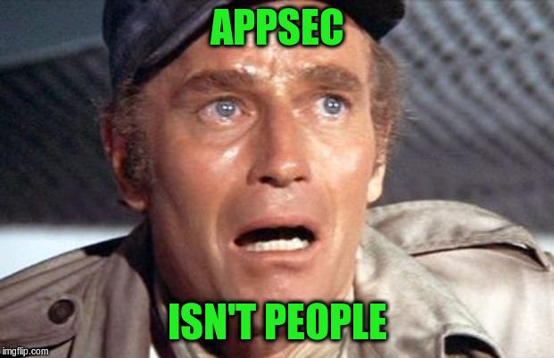 appsec-isnt-people